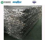 Высокопрочное расширенное алюминиевое ячеистое ядро (HR56)