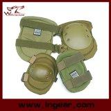 Rilievi di gomito tattici avanzati del ginocchio della forza militare