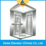 Do passageiro seguro da casa de campo do Mrl do estilo da fita de aço elevador residencial Dkv320