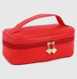 パーソナルケアの大きい容量装飾的な袋の女性カスタム携帯用旅行構成袋