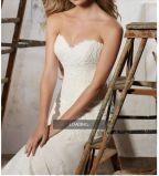2017 parelde het Kant de Bruids Kleding Ctdwd1709 van het Huwelijk