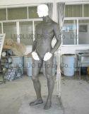 Mannequin realístico dos homens do ODM para o vestido de Windows
