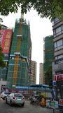 Кран башни гидровлической конструкции Верхн-Slewing