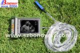 Ultra-som veterinário Handheld portátil do subministro médico