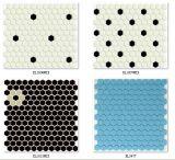 azulejo de suelo de cerámica de mosaico 3D