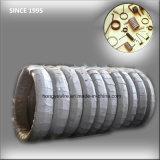 Diversos tipos de surtidores del alambre de acero de los resortes