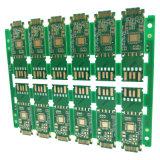 4 PCB van de Elektronische Componenten van de Raad van de Weerstand van ENIG van de laag