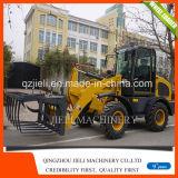 1.5 Tonne Jieli 4WD China kleiner Rad-Ladevorrichtungs-China-Hersteller