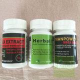 Pillules de fines herbes de servocommande de libido de ginseng américain de T pour les hommes