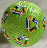 ゴム製サッカーボール