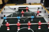 強い品質のフットボールの試合表木製カラーサッカー