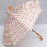 Non-Drip Paraplu met Plastic Dekking voor de Rechte Paraplu van de Gift (ys-1020A)