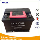 Korte Productietijd voor Mf Batterijen van de Auto van het Lood de Zure 12V62ah