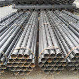 GR b Q235B Q345b ASTM A53 A106 A500 отсутствие труб из черного металла стали масла