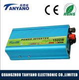 DC 1500W к инвертору мощьности импульса с обратным предохранением от полярности