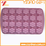 高品質チョコレートシリコーンの立方体のカスタムロゴ(YB-HR-88)