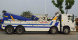 HOWO Rescue Truck 350HP Heavy Duty Wrecker