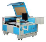 Автомат для резки лазера видеокамеры для значков Embrodiery