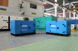 Conjunto de generación diesel eléctrico insonoro silencioso del generador de potencia del fabricante 10kw Cummins