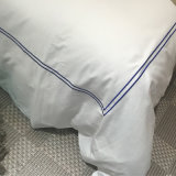 Insieme bianco normale 100% dell'assestamento dell'hotel del coperchio del Duvet del cotone