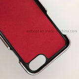 iPhone를 위한 가죽 셀룰라 전화 상자 6 6s 7 7plus