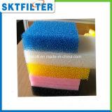 Filtro quente Matts da espuma da esponja da venda para o filtro de água
