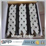 Новая граница мозаики мрамора прокладки прибытия для плиток стены ванной комнаты