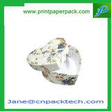 Rectángulo de regalo de papel de empaquetado de piel de la miel cosmética de encargo del cuidado