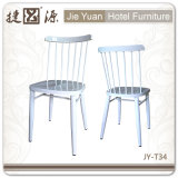 Стальное кафе Виндзор трактира обедая стул (JY-T34)