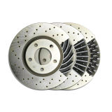 G3000 / Ht250 Iron Casting Automotive Disc Brakes