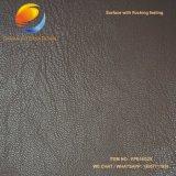 PU-überzogenes Gewebe-seidiges scharendes Oberflächenhandhandgefühl