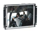 """10.2 do """" monitores industriais do frame do LCD Opne do 16:9 toque"""