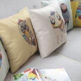 Coperchi decorativi stampati del cuscino del poliestere quadrato di 45X45cm