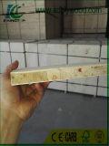Panneau de panneaux de popeline 25mm pour l'usine de portes de Turquie