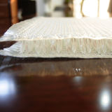 Fibre de verre en verre isolée 3D de tissu