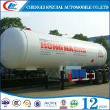2 as 40cbm de Semi Aanhangwagen van de Vrachtwagen van LPG voor Verkoop
