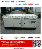 Generador diesel silencioso estupendo 20-100kw [20170614] de Cummins