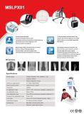 De draagbare Kenmerkende Machine van de Röntgenstraal voor Medisch Gebruik Mslpx01A