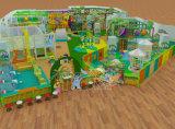 De binnen Reeks van de Speelplaats van de Speelplaats van het Stuk speelgoed van de Jonge geitjes van de Apparatuur van het Pretpark Zachte