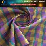 tela teñida hilado de nylon de la verificación de 70d DTY en 5 colores