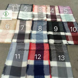 Schal der Kaschmir-grosser Plaid-Winter-Dame-Fashion Scarf Square Acrylic