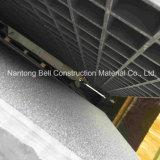 La fibra de vidrio cerró fuertemente la reja cubierta superior, reja antideslizante de Gfrp