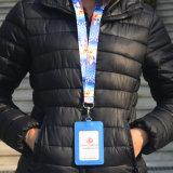 Sagola piana di marchio di sport di trasferimento del paese su ordinazione di stampa per la riunione