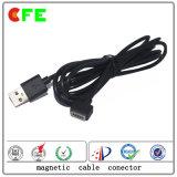 connettore di cavo magnetico su ordinazione del USB 4pin