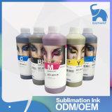 Tinta a base de agua de la sublimación del tinte de Corea Inktec para la impresora principal de Tfp
