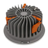 Hohe Leistung 120lm/W 40W 60W 20W 15W 30W Recessed CREE COB LED Downlight mit Meanwell Osram Philips Driver