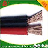Câble haut-parleur noir et rouge Cable Copper 2 Cores Wire Speaker