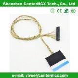 Flexibles FFC Kabel des kupfernen flachen flexiblen Kabel-