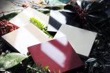 Чисто белым плитка выкристаллизовыванная цветом стеклянная с хорошим качеством