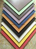 Azulejo rústico de la porcelana del color colorido y oscuro